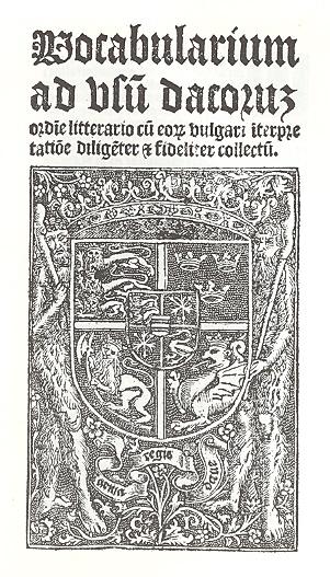 Renæssancens sprog i Danmark — Renæssancens Sprog i Danmark